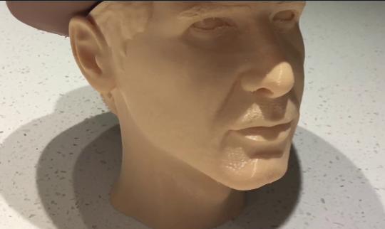Materials Used in 3D Printing Indiana Jones